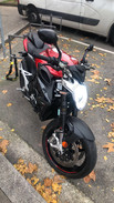 Led MV-AGUSTA BRUTALE 800 2018 Rouge  Tuning