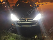 Led PEUGEOT 206 2005 Quicksilver Tuning