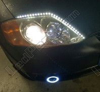 Led HYUNDAI COUPE 2003 Fx 2.7 v6 Tuning